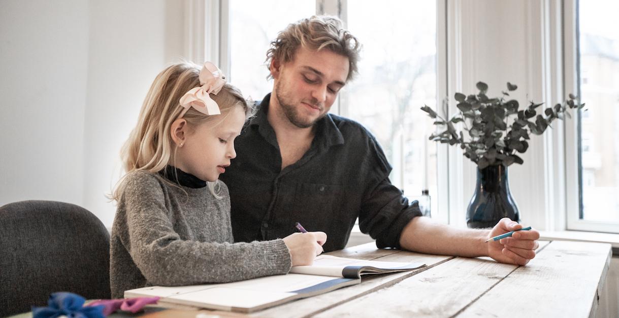 Lekselesing og studievaner: Hjelp barnet ditt godt på veien!