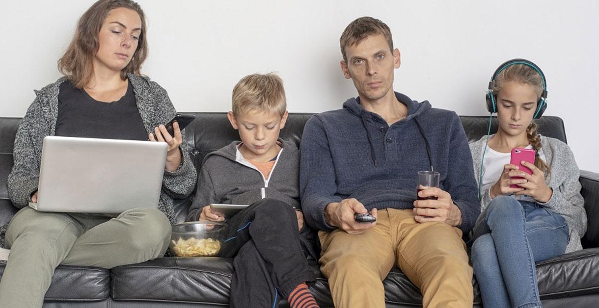 Gode vaner: Vær en rollemodell for barnet ditt