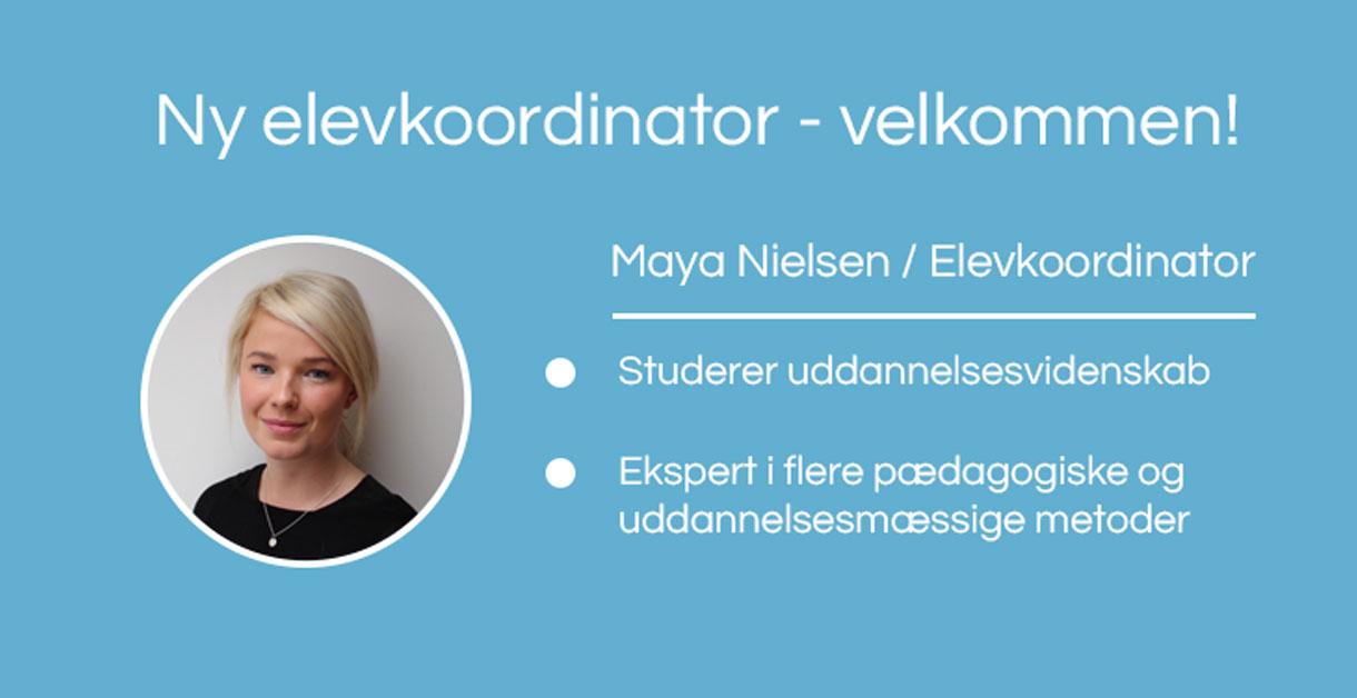 Velkommen til GoTutor Maya!