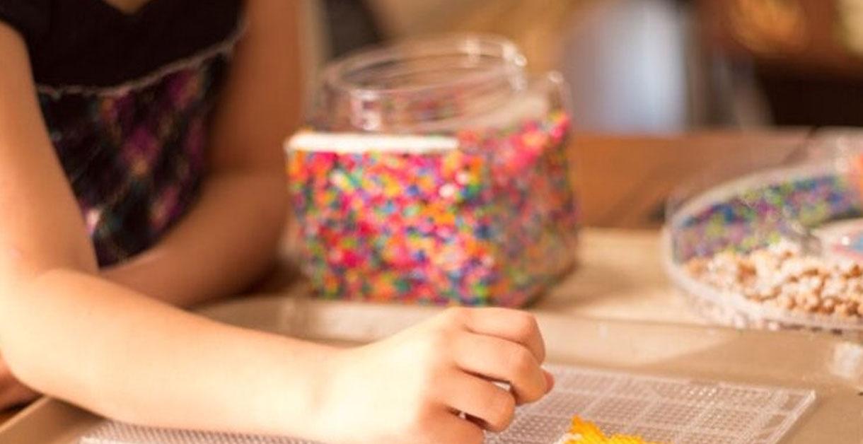 Kreativ leg: Derfor skal du lade dit barns kreativitet blomstre