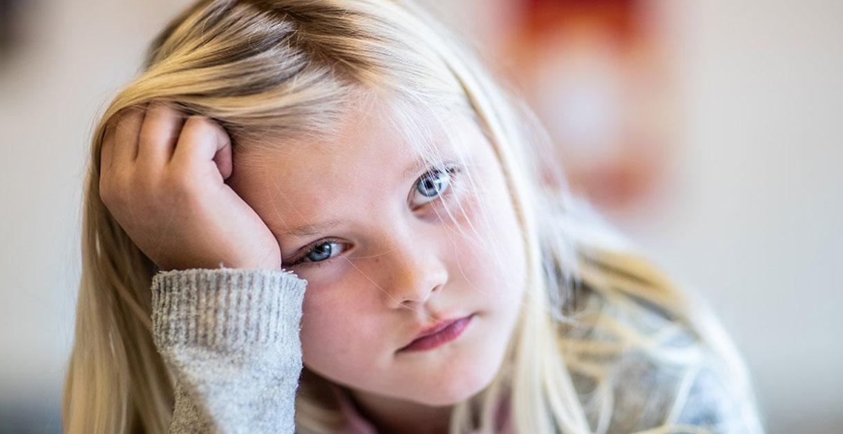 Dårlig trivsel: Se tegnene hos barnet